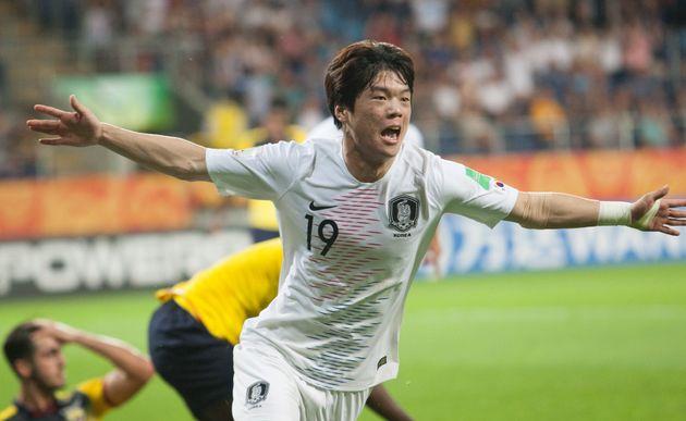 U-20 결승전 앞둔 오늘(15일) 전국 치킨 할인 이벤트