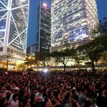 香港政府、逃亡犯条例改正を当面延期