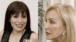 La expresión que desató el conflicto entre Carmen Lomana y Miriam Saavedra en 'Ven a cenar