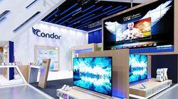 Condor, lauréat du trophée du meilleur exportateur