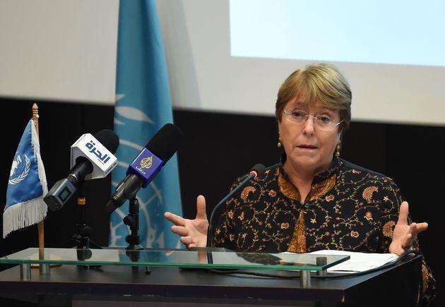 Nations-Unies : Retour sur la visite de Michelle Bachelet à