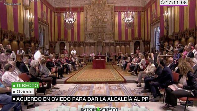 🔴EN DIRECTO: la constitución de los ayuntamientos en