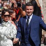 El desfile de famosos en la boda de Pilar Rubio y Sergio