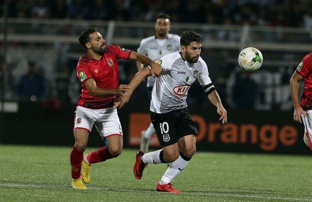 Mercato : Abdelmoumen Djabou rejoint le MC