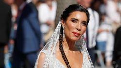 Hay un detalle del 'look' de novia de Pilar Rubio que está dividiendo a sus