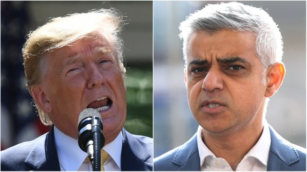 Donald Trump Blasts Sadiq Khan Over London Violence After Three Die In 24 Hours