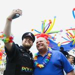 Doug Ford Marches With Police In York Pride