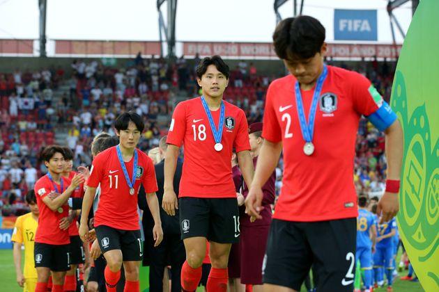 'U-20 월드컵 준우승' 기록 세운 대표팀이 받게 될 상금은