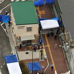 吹田市で拳銃奪い男が逃走。