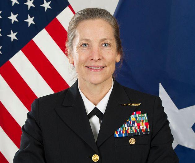 Για πρώτη φορά στην ιστορία της Ναυτικής Σχολής Πολέμου των ΗΠΑ πρόεδρος θα είναι μια