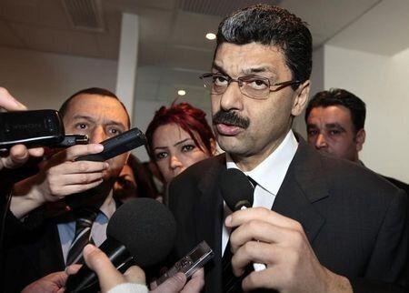 Arrivée de Karim Djoudi à la Cour