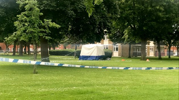 Two Teenagers Charged With Fatal Stabbing In London