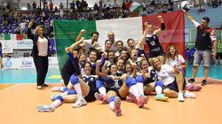 Campionesse d'Europa! La nazionale femminile sorde del volley conquista uno storico