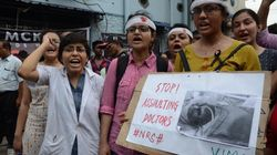 Protesting Bengal Doctors Agree To Talks With Mamata, But On