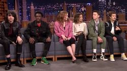 'Stranger Things' Stars Sum Up 3rd Season With A Single Cryptic