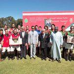 Rabat: Le prince Moulay Rachid préside la finale de la 3è édition du Trophée International Mohammed VI de