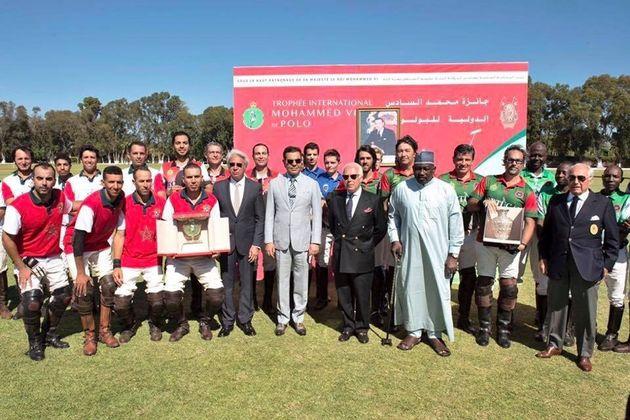 Rabat: Le prince Moulay Rachid préside la finale de la 3è édition du Trophée International Mohammed VI...
