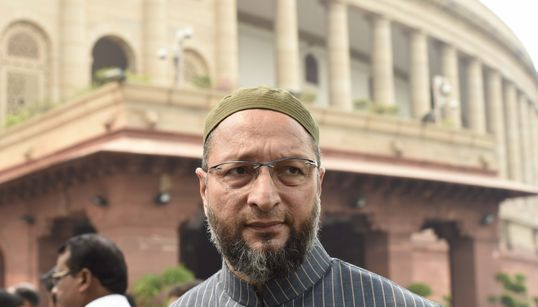 Owaisi's Mainstream Political Ambitions Can't Be Bound By Labels Like 'Muslim