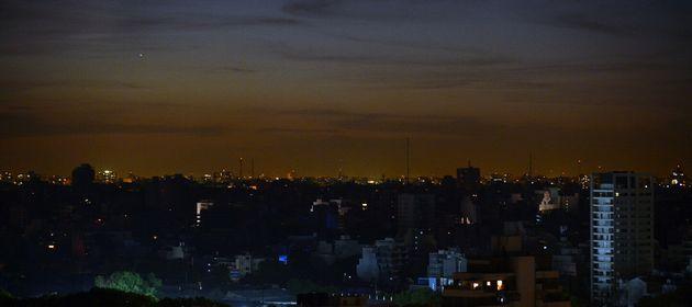 Argentina e Uruguay senza elettricità per via di un enorme guasto