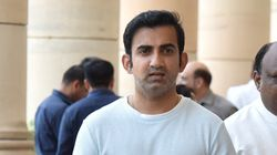 Twitter Wants To Know Why Gautam Gambhir Was Commentating On The India-Pak