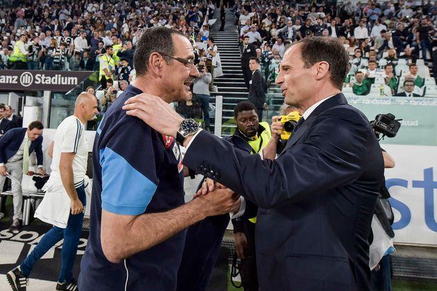 """Sarri, Conte e Totti: il calcio è oggi un romanzo """"impopolar"""