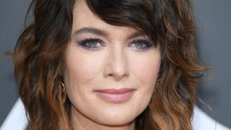 BEVERLY HILLS, CA - JANUARY 07: Actor Lena Headey attends The 75th Annual Golden Globe Awards at The Beverly Hilton Hotel on January 7, 2018 in Beverly Hills, California.  (Photo by Venturelli/WireImage)