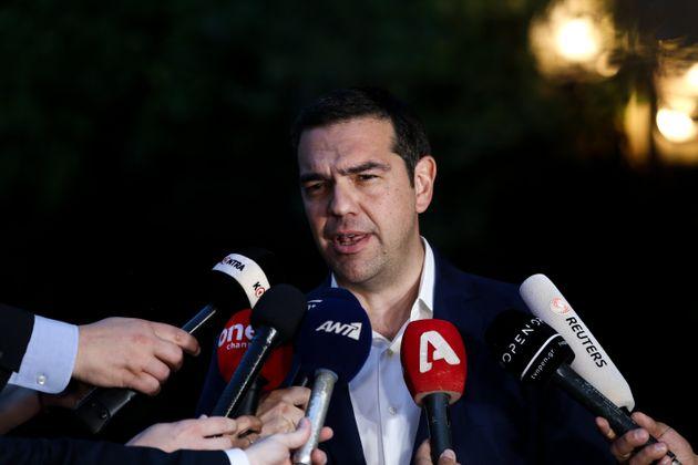 Τσίπρας προς Τουρκία: Όποιος παραβιάζει κυριαρχικά δικαιώματα και το διεθνές δίκαιο θα έχει