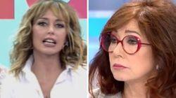 El cabreo de Emma García con el comentario de una invitada sobre Ana Rosa