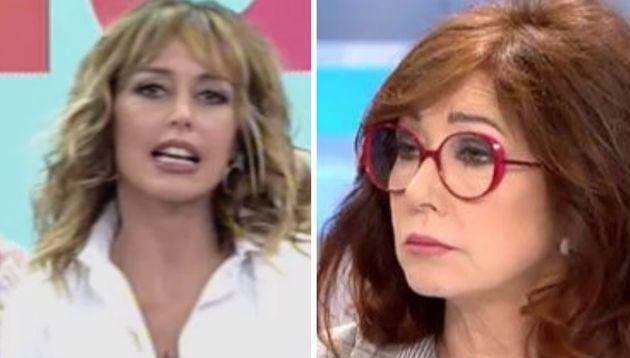 Emma García ('Viva La Vida') y Ana Rosa Quintana ('El Programa de