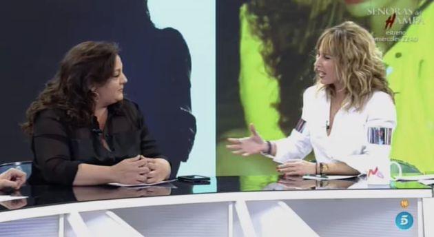 Emma García en 'Viva La