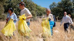 13.000 voluntarios y 450 puntos naturales de de España: así fue la tercera edición de '1 metro cuadrado por la