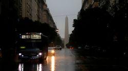 Argentina y Uruguay recuperan la normalidad tras quedarse varias horas sin luz por un