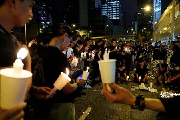Hong Kong Protest: 'Nearly Two Million' March The