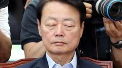 한선교가 자유한국당 사무총장직에서