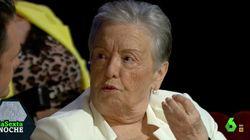María Galiana ataca a este partido político en su visita a 'La Sexta
