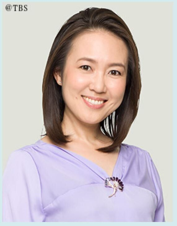TBSアナウンサーの高畑百合子さん