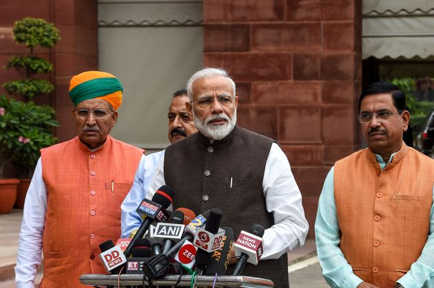 Opposition Shouldn't Bother With Numbers, Their Role Is Important: Modi