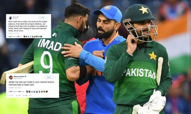 Pakistan Loses India Match, But Wins On