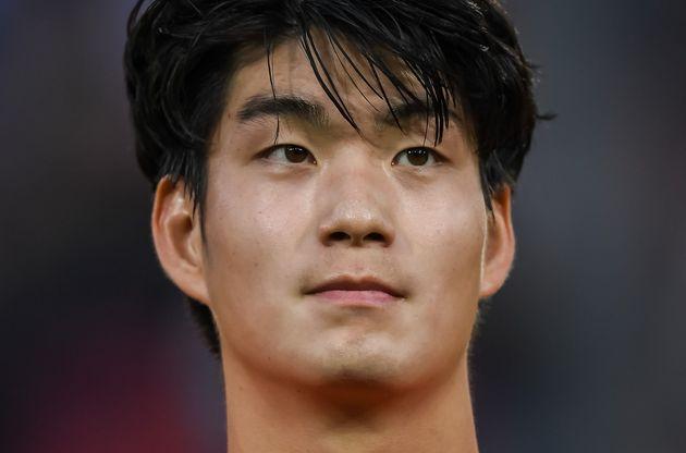 U-20 대표팀 김정민이 결승 직후 쏟아진 비난에 입을
