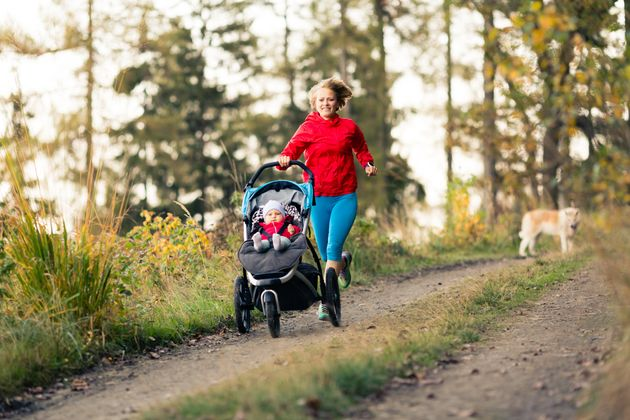 6 In 10 Mums Feel Guilty About Taking Time To Exercise