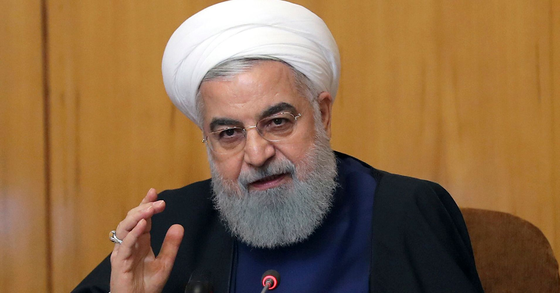 Iran Says It Will Break Uranium Stockpile Limit Agreed On In Nuclear Deal thumbnail