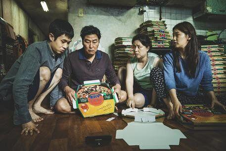 "In ""Parasite"", Joon-Ho racconta l'eterno conflitto tra ricchi e"