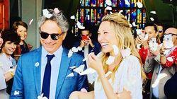Émue, Nathalie Baye publie une photo du mariage de Laura
