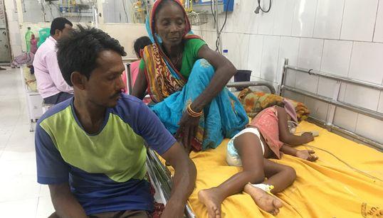 Lack of Staff To Blame For Bihar's Rising Encephalitis Death Toll, Say Muzaffarpur's Overwhelmed