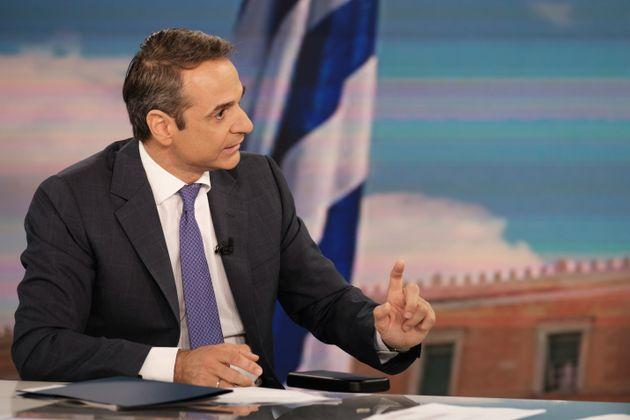 Μητσοτάκης: Να ζητηθούν από την ΕΕ κυρώσεις κατά της