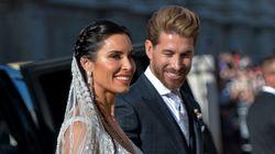 Las siete cosas que no viste de la boda de Pilar Rubio y Sergio