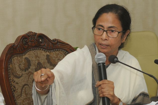Mamata Suggests Security Measures, Grievance Units In Meet With