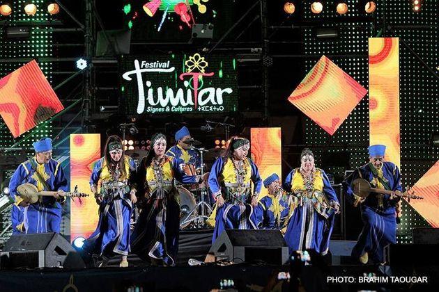 Tinariwen, Fnaïre, Betweenatna... Le festival Timitar revient du 3 au 6 juillet à