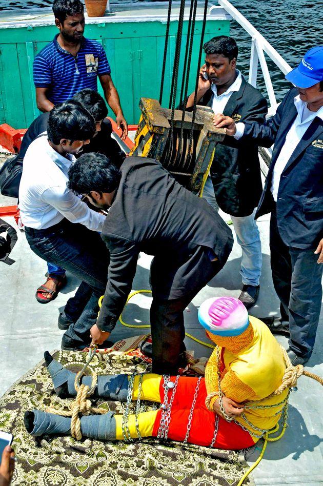 Ινδία: Τραγικός θάνατος μάγου που προσπάθησε να κάνει το τρικ του