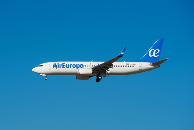 Après une interruption de 9 ans: Air Europa reprend ses vols vers